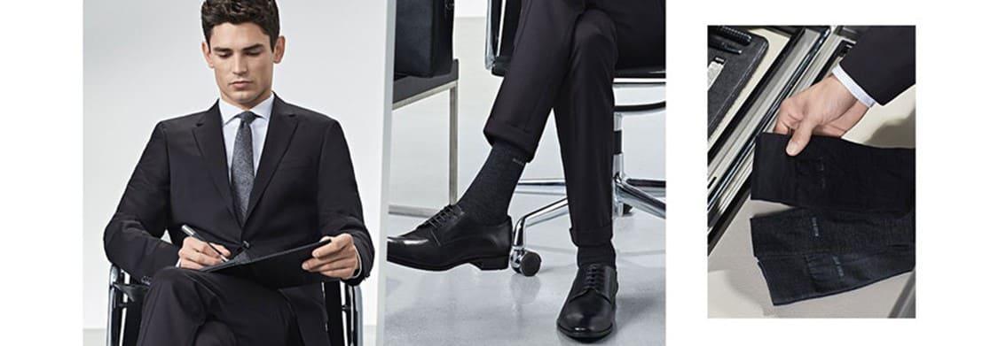 Gợi Ý Kết Hợp Màu Sắc Giữa Suit Và Tất 5