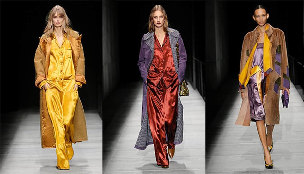 Bottega Veneta Fall Winter 2018: Sắc màu New York