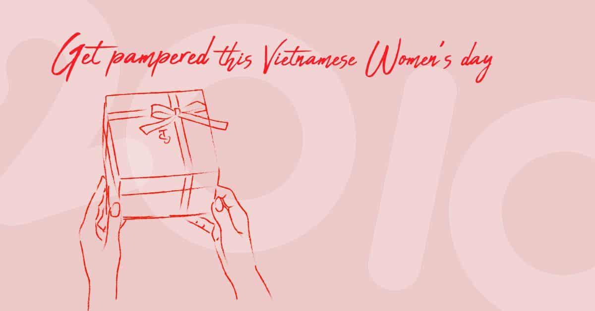 Mừng Ngày Phụ Nữ Việt Nam: Quà Tặng Phái Đẹp Tại Hệ Thống Cửa Hàng Tam Sơn 3