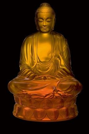 Lalique - Đấu Giá Thành Công Tượng Phật Pha Lê, Mang Lại Nụ Cười Đổi Đời Cho Trẻ Em Việt 5