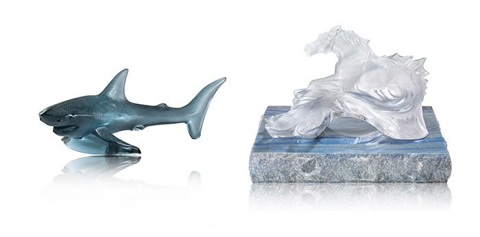 """Lalique Aquatique: """"Thủy Thượng Uyển"""" Trong Căn Biệt Thự Paris 7"""