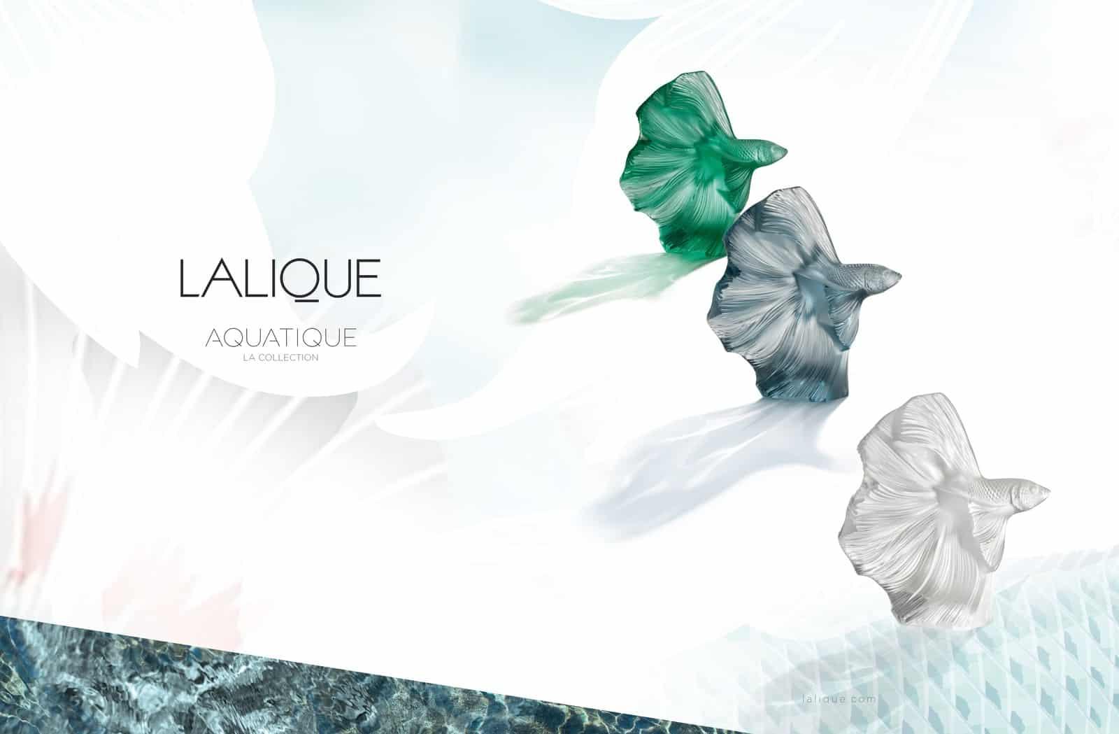 """Lalique Aquatique: """"Thủy Thượng Uyển"""" Trong Căn Biệt Thự Paris 3"""