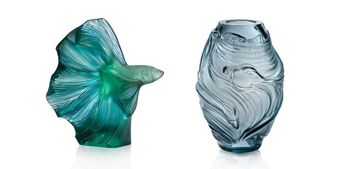 """Lalique Aquatique: """"Thủy Thượng Uyển"""" Trong Căn Biệt Thự Paris 5"""
