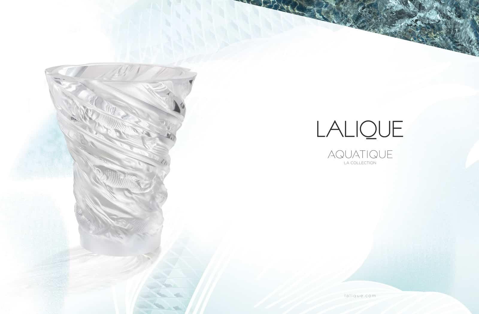 """Lalique Aquatique: """"Thủy Thượng Uyển"""" Trong Căn Biệt Thự Paris 9"""