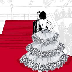 Bộ Sưu Tập Red Carpet 2019- Love 1