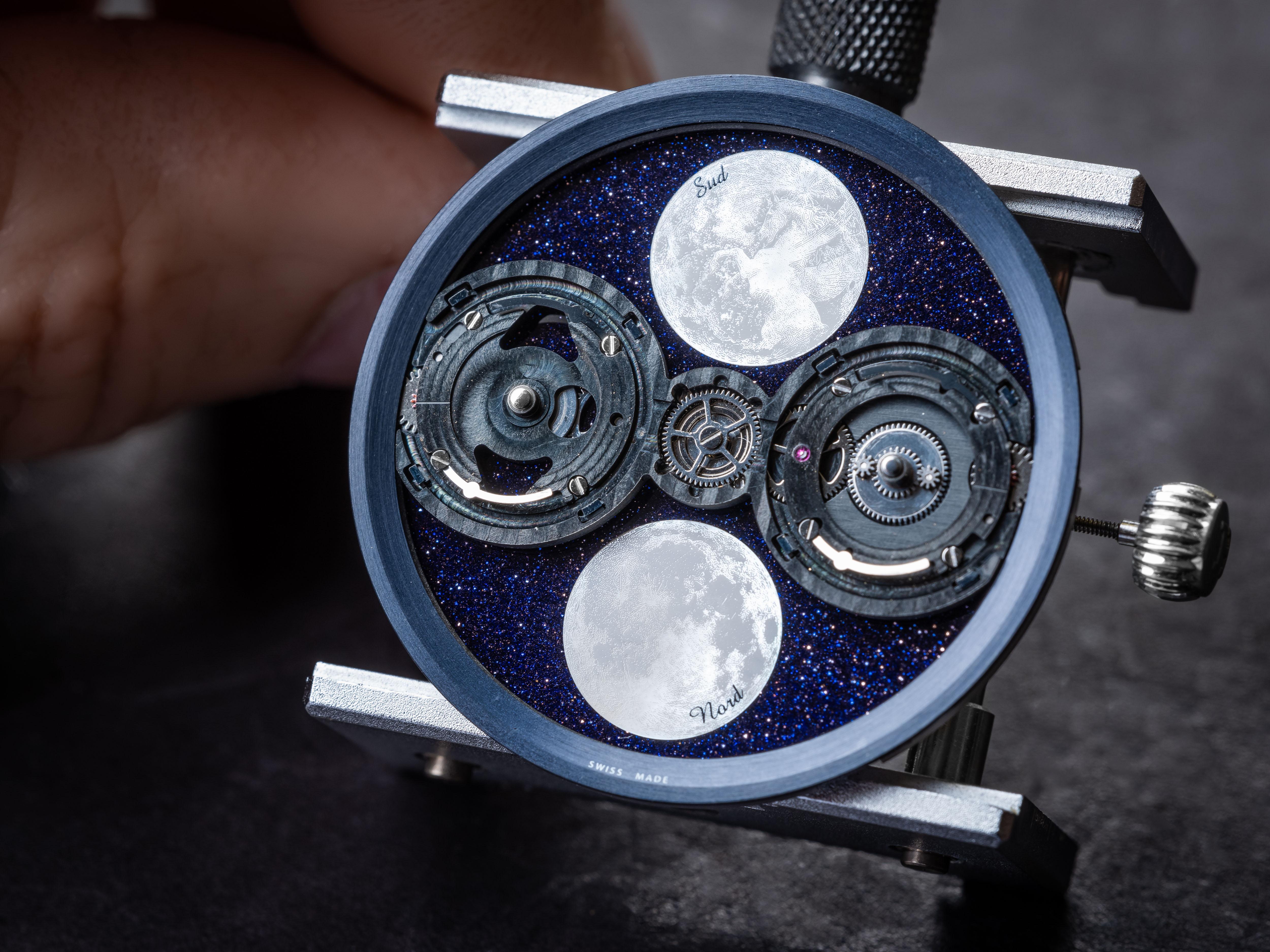 """Câu Chuyện Về """"Hai Mặt Trăng"""": Hermès Arceau L'Heure De La Lune 9"""