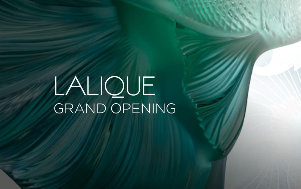Lalique Chào Đón Cửa Hàng Tại Hà Nội 1