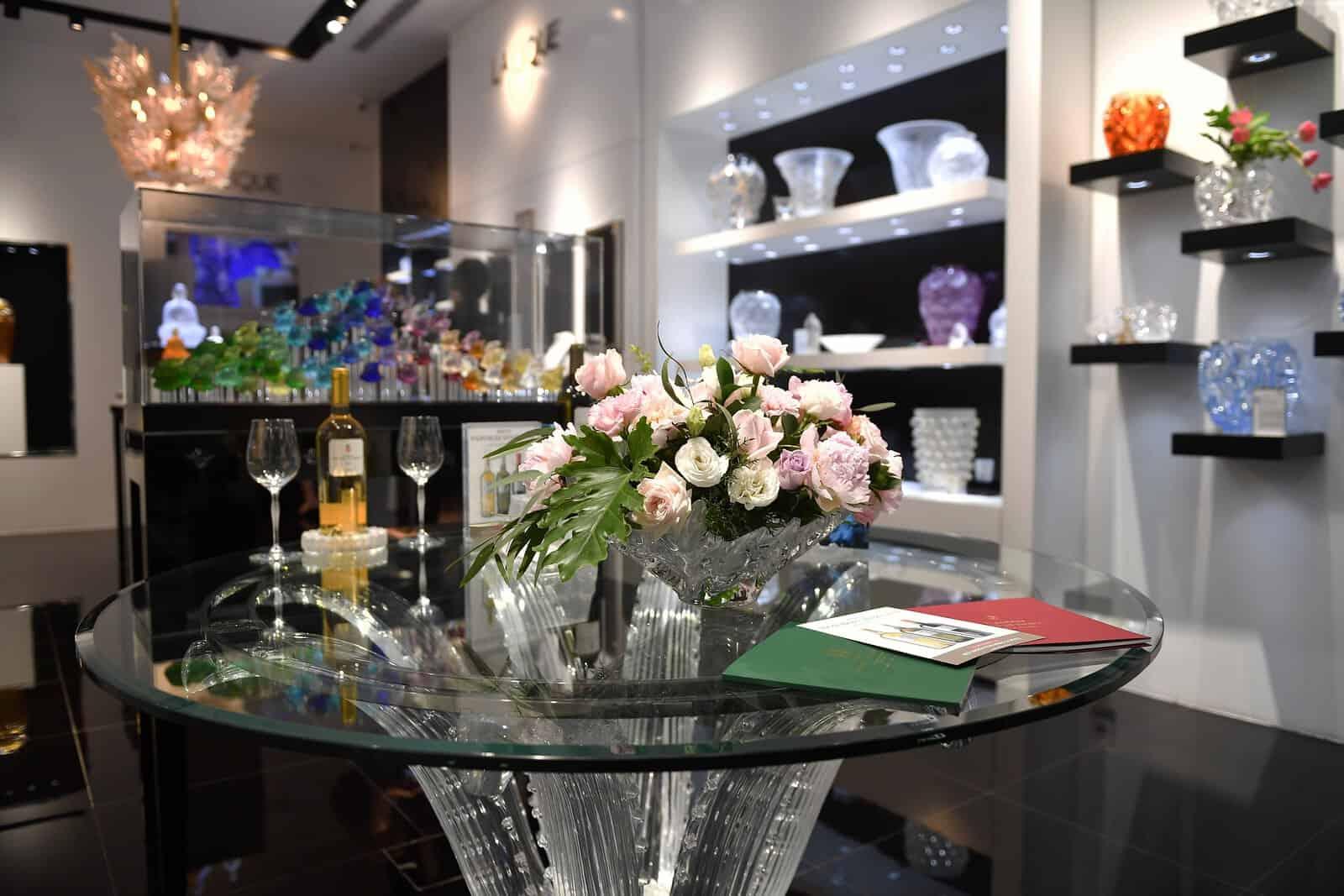 Lalique Chào Đón Cửa Hàng Tại Hà Nội 7