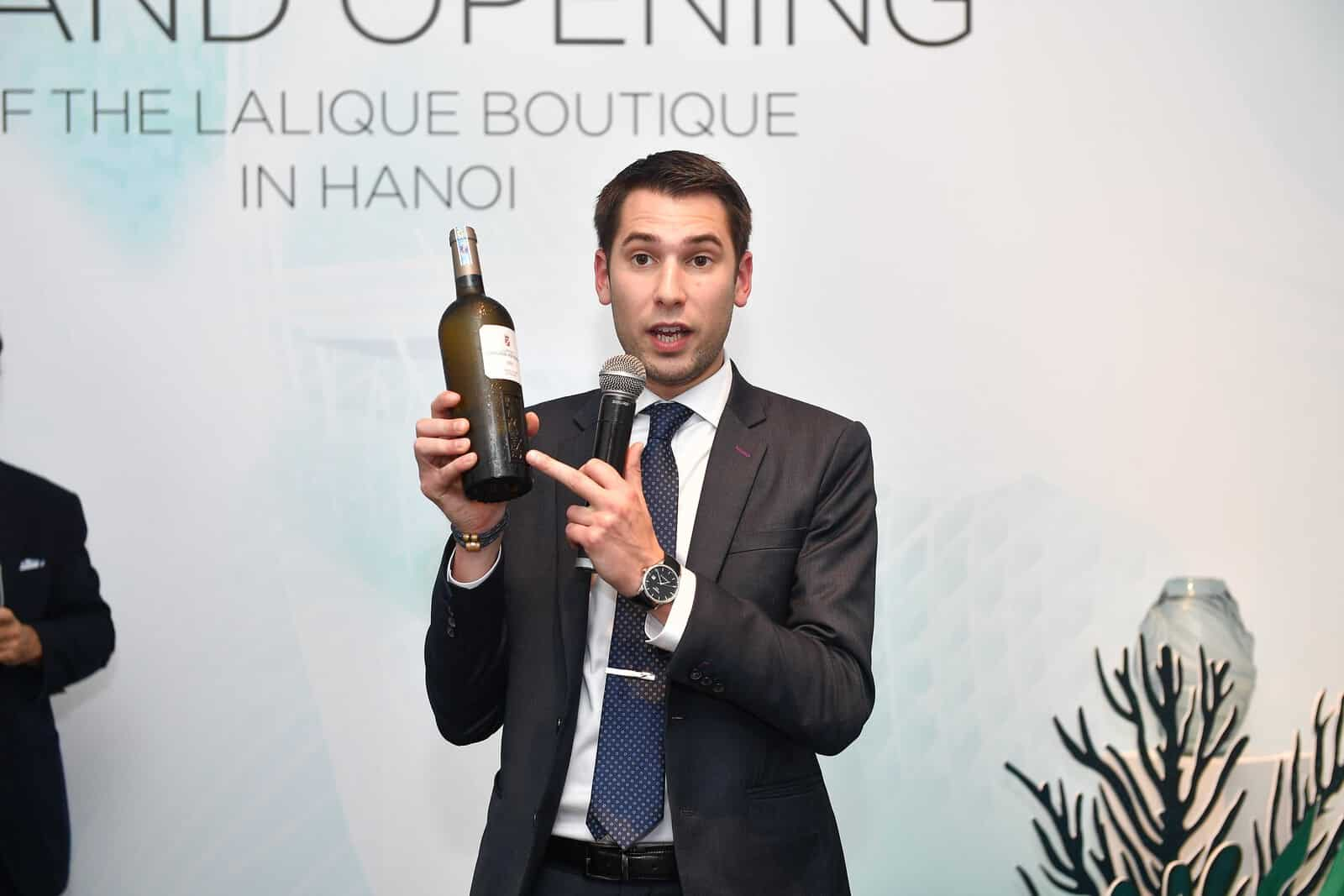 Lalique Chào Đón Cửa Hàng Tại Hà Nội 11