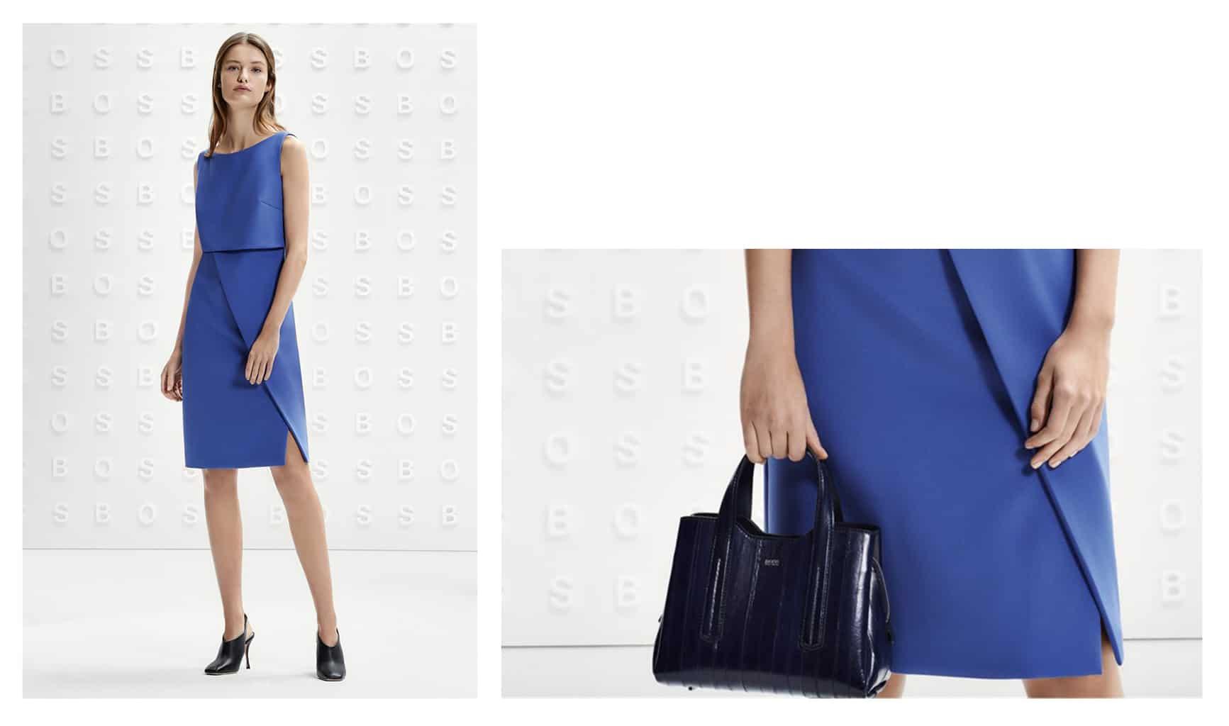 Boss Womenswear: Tủ Đồ Của Quý Cô Mùa Hạ 19