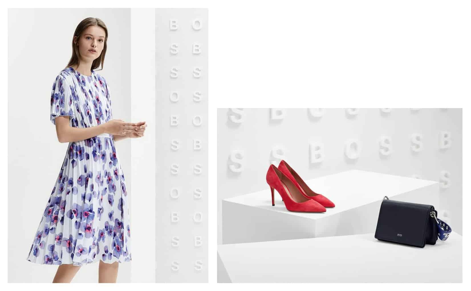 Boss Womenswear: Tủ Đồ Của Quý Cô Mùa Hạ 11
