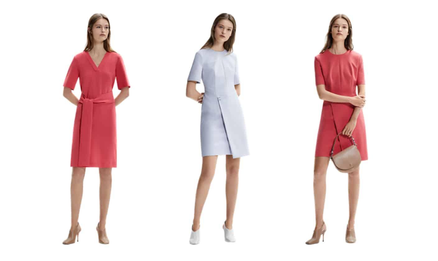 Boss Womenswear: Tủ Đồ Của Quý Cô Mùa Hạ 21