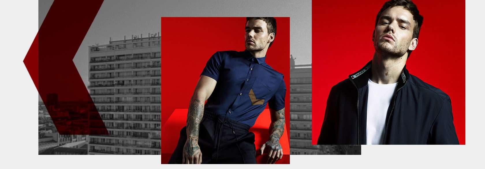 Hugo X Liam Payne: Khi Cựu Thành Viên Nhóm One Direction Thử Sức Với Thời Trang 23