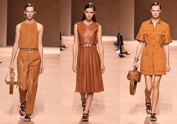 Hermès Xuân - Hè 2020: Sự Trở Lại Ấn Tượng Của Nadège Vanhee-Cybulski 1