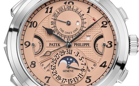 Patek Philippe Lập Kỉ Lục Cho Chiếc Đồng Hồ Đắt Nhất Thế Giới Với Mức Giá 31 Triệu Franc Thuỵ Sĩ 13