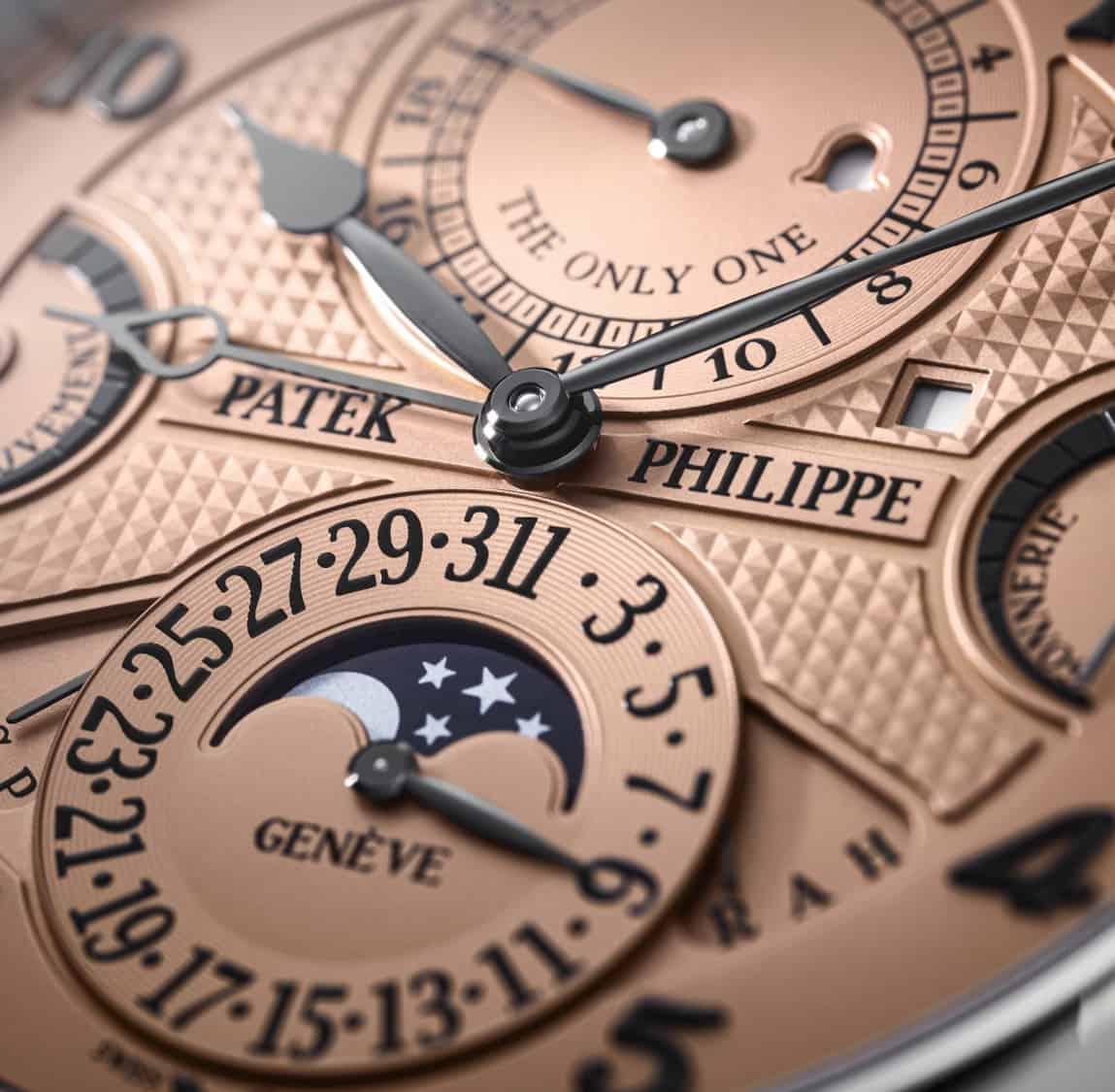 Patek Philippe Lập Kỉ Lục Cho Chiếc Đồng Hồ Đắt Nhất Thế Giới Với Mức Giá 31 Triệu Franc Thuỵ Sĩ 1