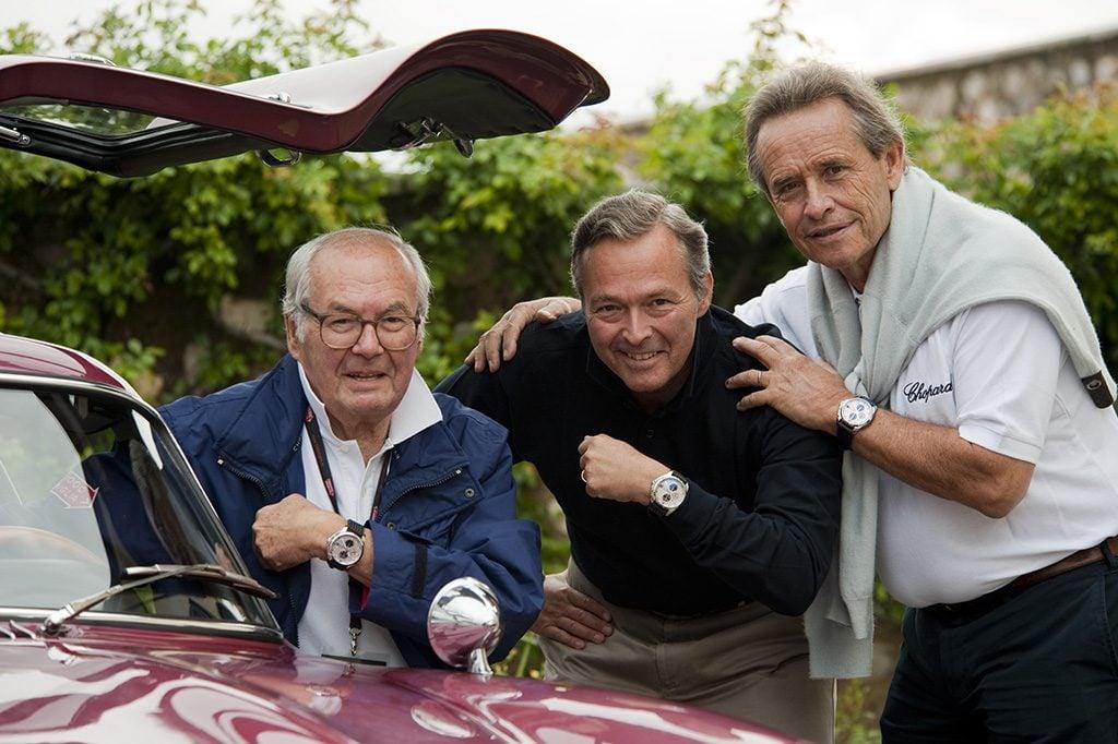 Vạn dặm ganh đua và ba thập niên bền bỉ: Chopard, Brescia và Mille Miglia 9