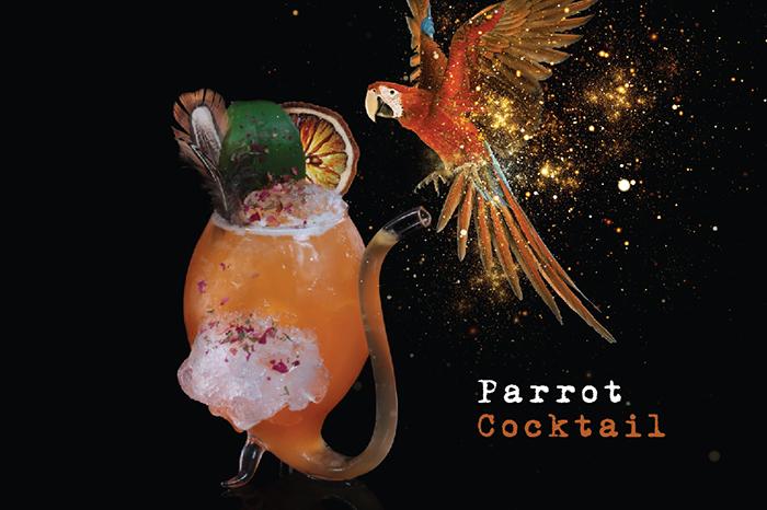 Ly cocktail mang tên gọi những loài chim 7