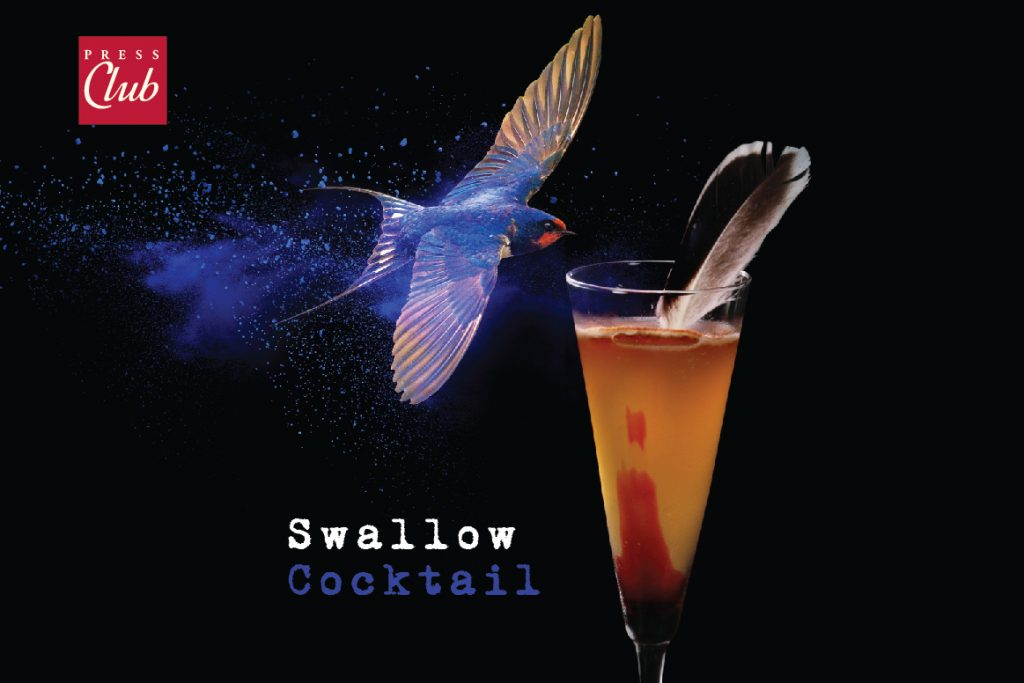Ly cocktail mang tên gọi những loài chim 1