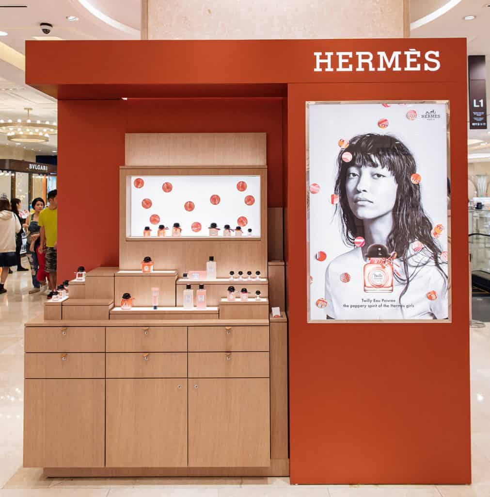 Gian Hàng Nước Hoa Chính Hãng Từ Hermès Mở Cửa Tại Tttm Takashimaya, Sài Gòn 11