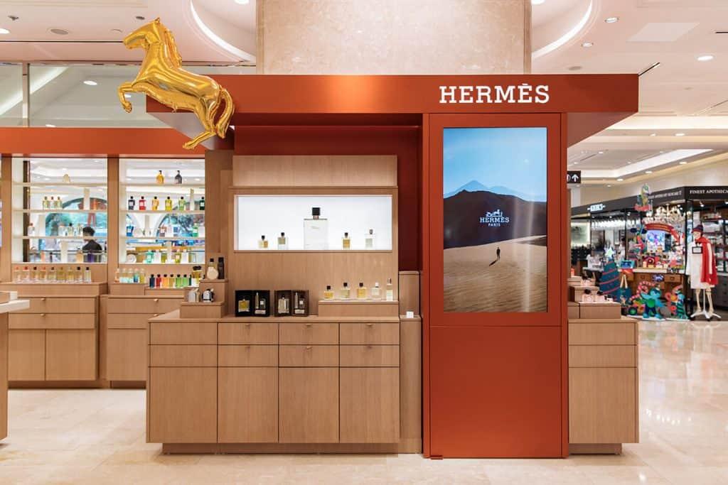 Gian Hàng Nước Hoa Chính Hãng Từ Hermès Mở Cửa Tại Tttm Takashimaya, Sài Gòn 9
