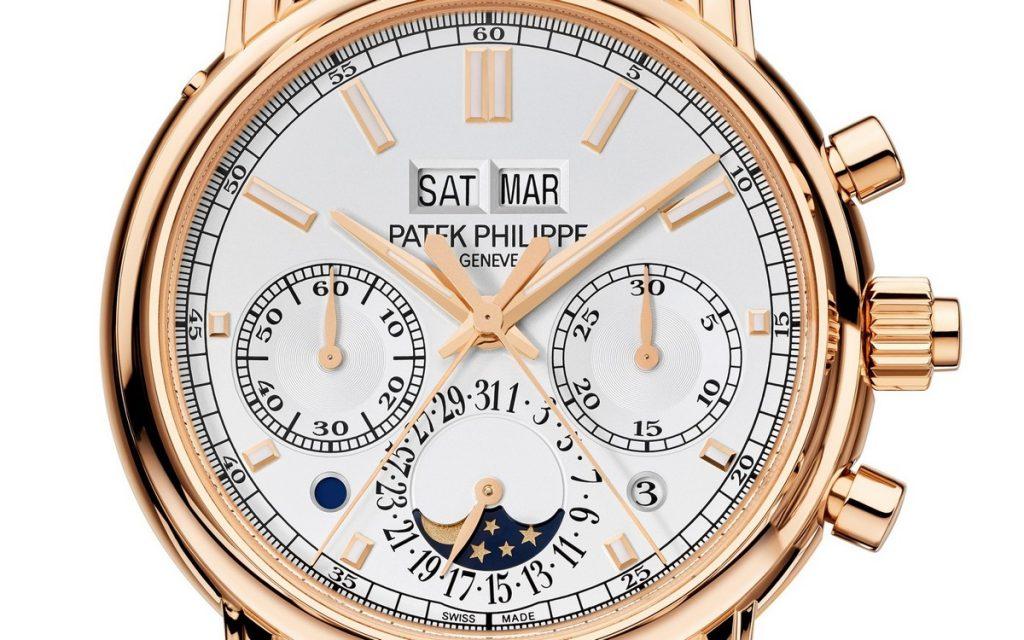 Bộ Sưu Tập Đồng Hồ Chronograph Độc Đáo Của Patek Philippe 11