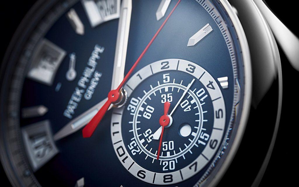 Bộ Sưu Tập Đồng Hồ Chronograph Độc Đáo Của Patek Philippe 17