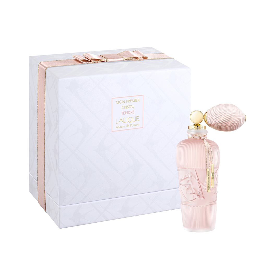 Hương Và Sắc, Hoa Và Pha Lê: Lá Bùa Duyên Dáng Từ Lalique 5