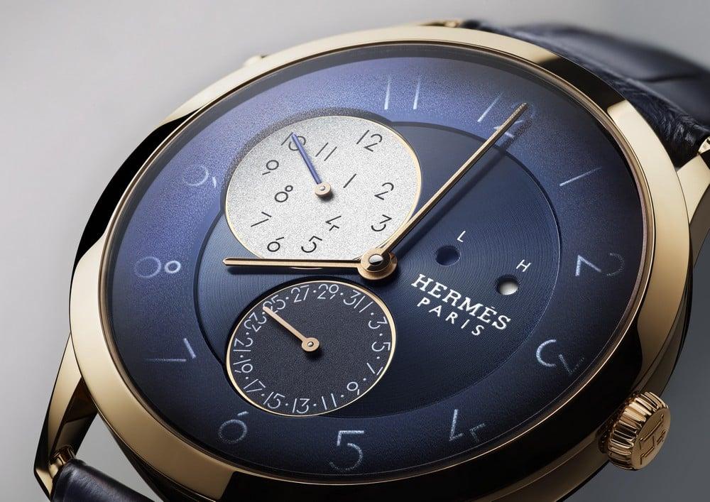 Những Kiệt Tác Dành Cho Quý Ông Của Hermès Tại Watches And Wonders 2020 5
