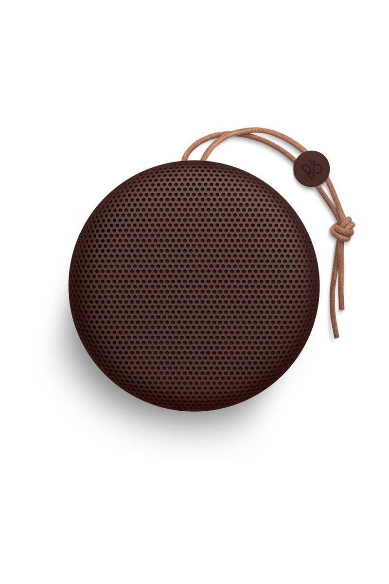 Beoplay A1 Chestnut 1