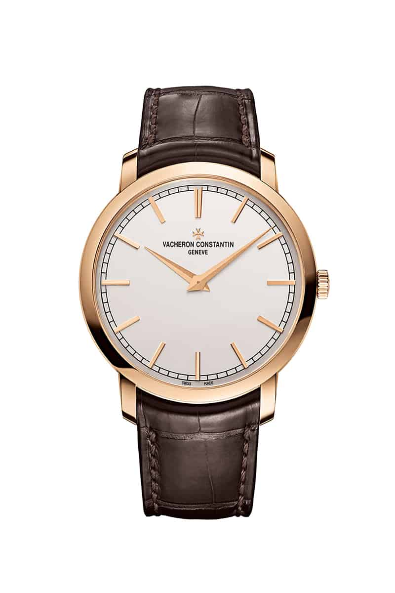 Đồng hồ Vacheron Constantin Traditionnelle Self-Winding Ultra-Thin 1