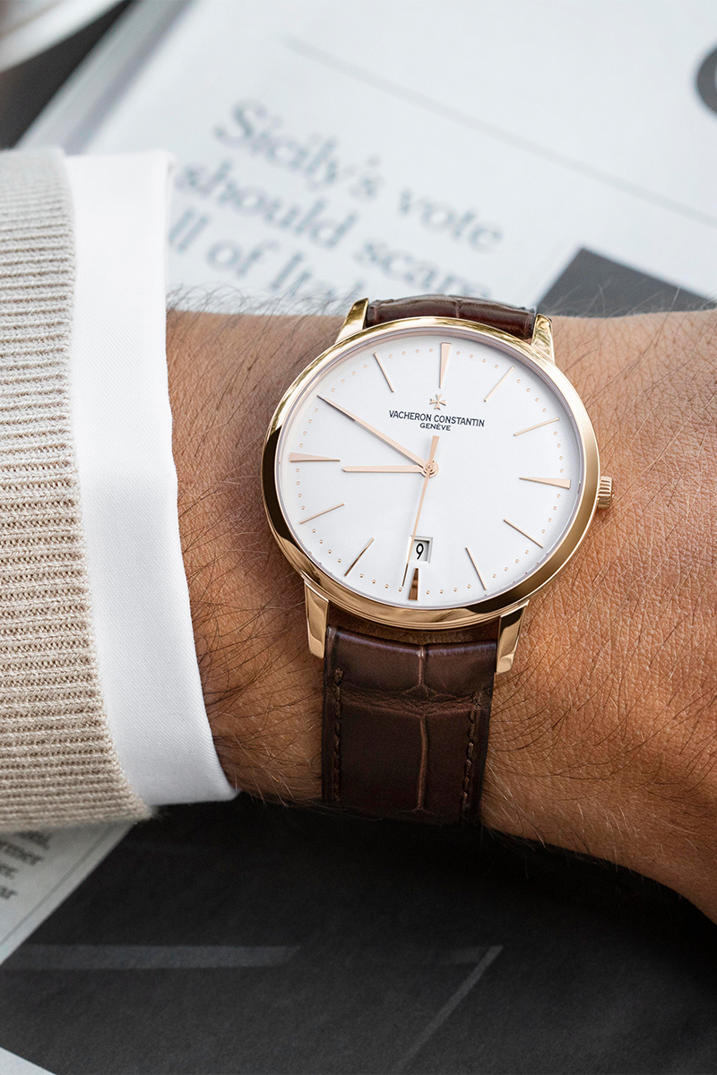 Đồng hồ Vacheron Constantin Patrimony Self-Winding 3