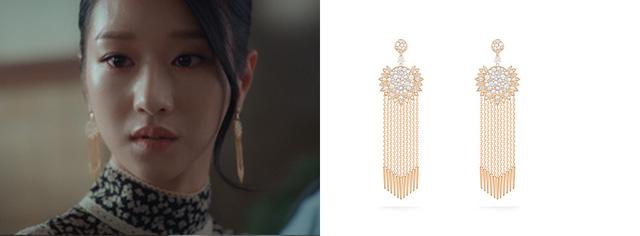 """Choáng toàn tập với loạt trang sức đáng giá gia tài tiền tỉ của điên nữ """"Điên Thì Có Sao"""" Seo Ye Ji 17"""