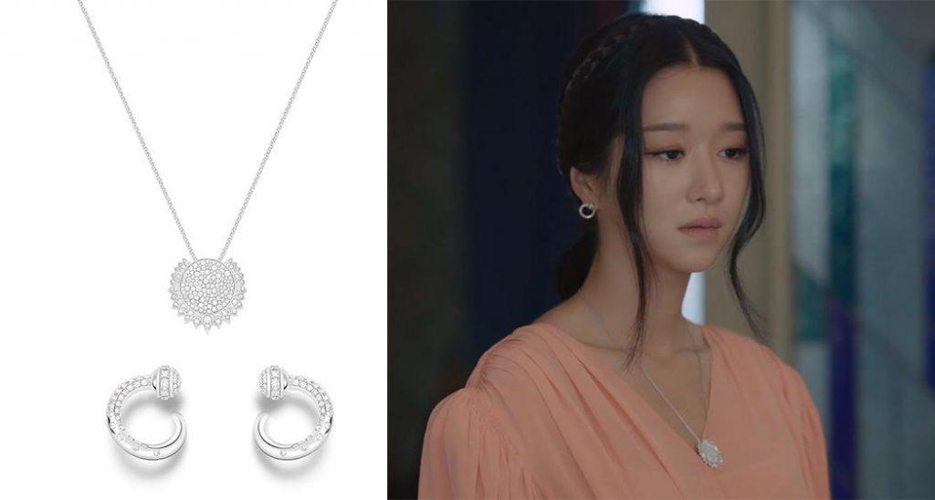 """Choáng toàn tập với loạt trang sức đáng giá gia tài tiền tỉ của điên nữ """"Điên Thì Có Sao"""" Seo Ye Ji 19"""