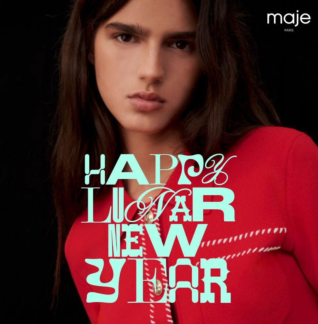 HAPPY LUNAR NEW YEAR 2021 & QUÀ TẶNG ĐÓN TẾT TỪ MAJE 1