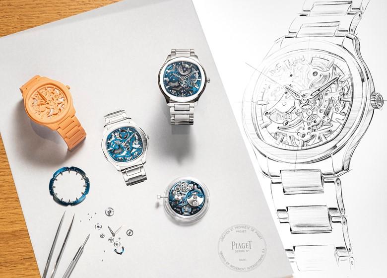 Piaget giới thiệu mẫu đồng hồ thể thao mới 3