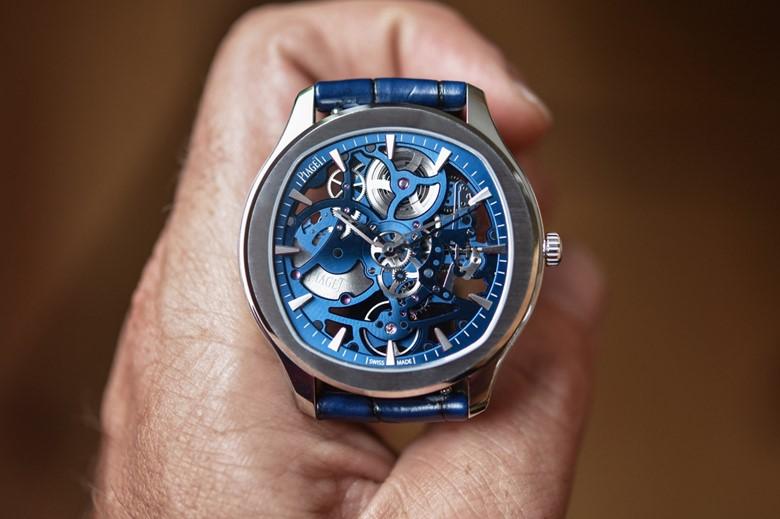 Piaget giới thiệu mẫu đồng hồ thể thao mới 19