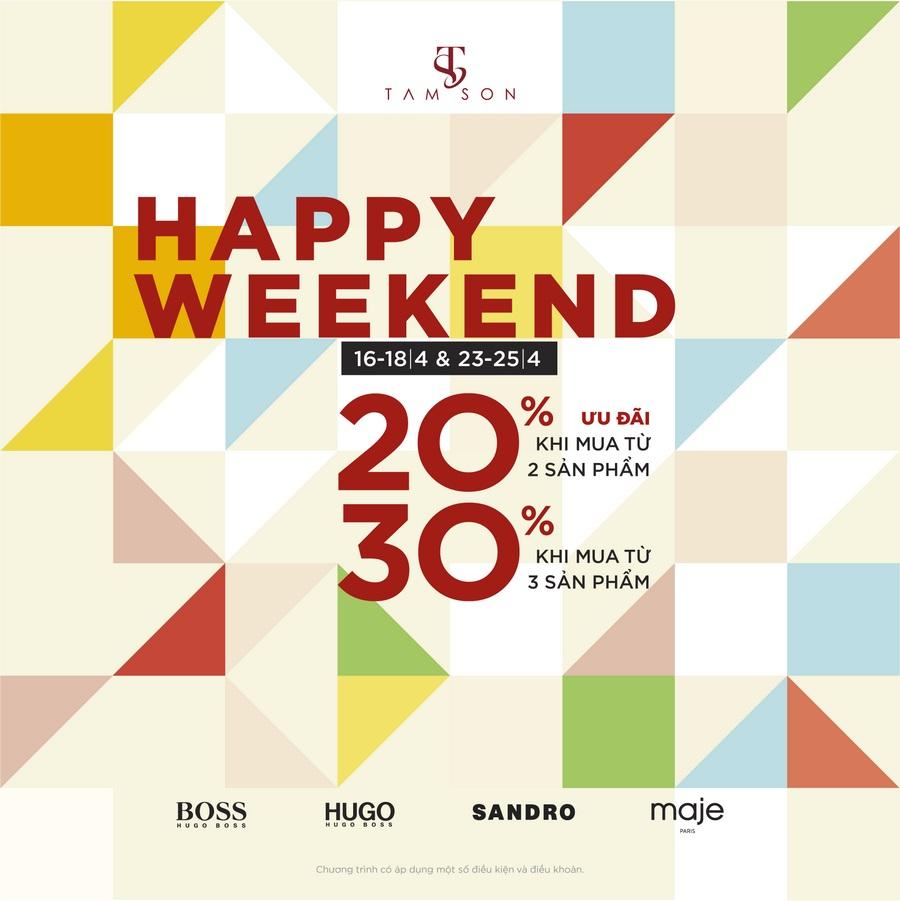 Happy weekend 2021 3