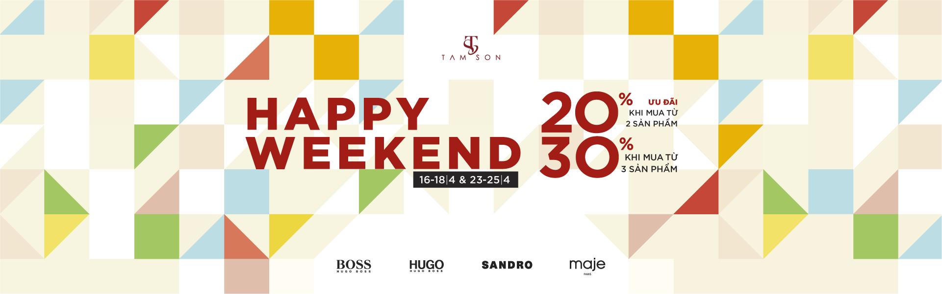 Happy weekend 2021 1