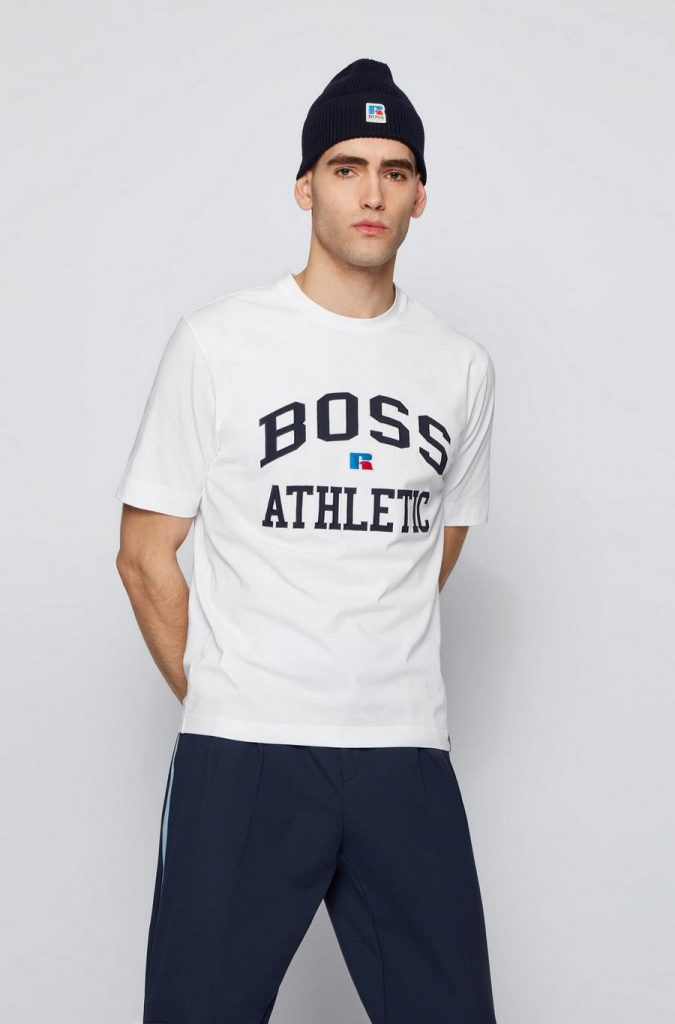 BOSS x Russell Athletic 21