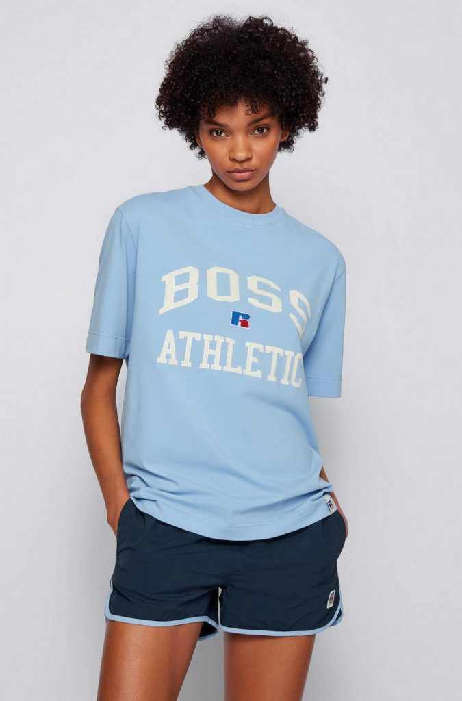 BOSS x Russell Athletic 19