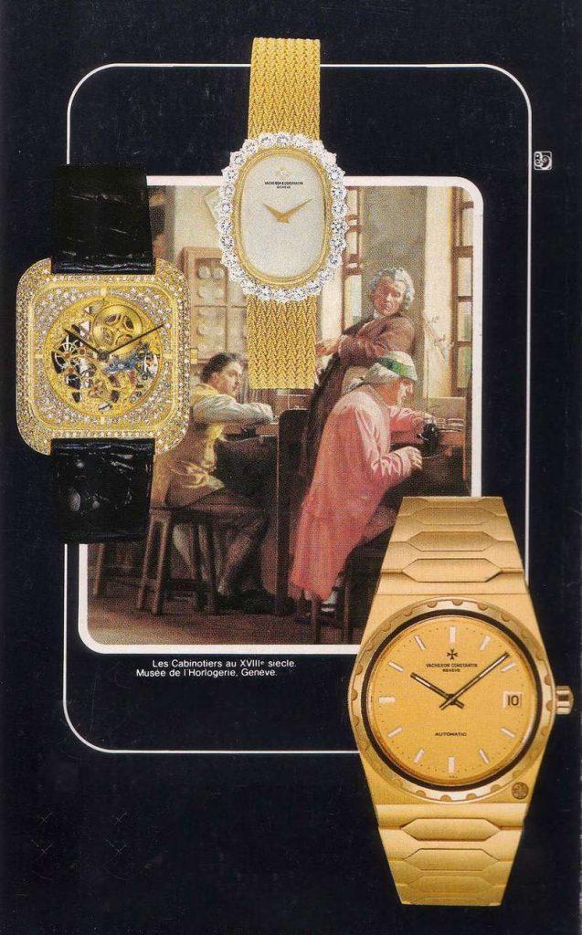Dấu ấn đồng hồ thể thao trong lịch sử Vacheron Constantin 35