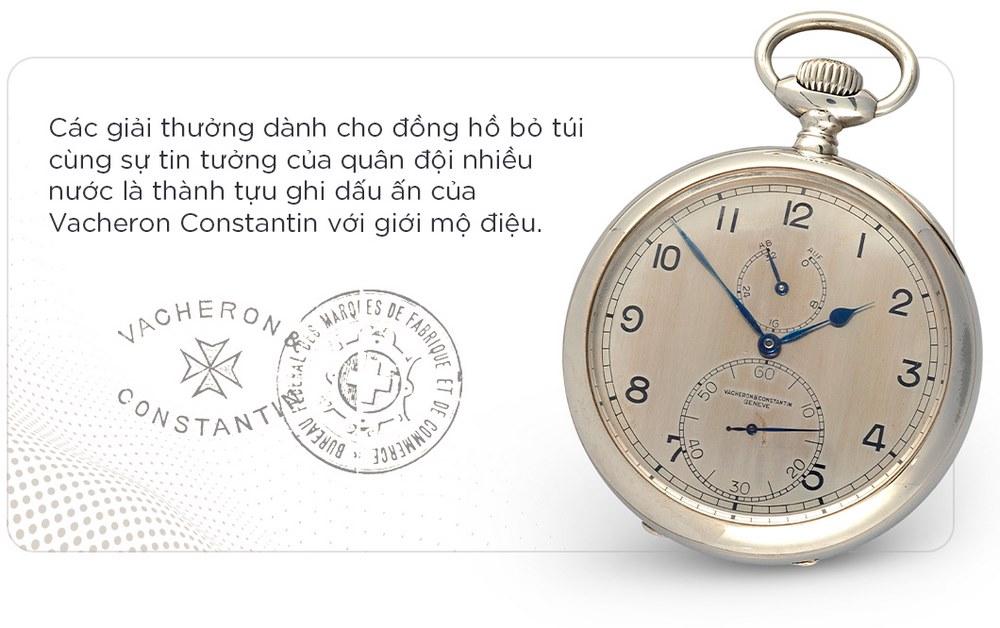 Dấu ấn đồng hồ thể thao trong lịch sử Vacheron Constantin 33