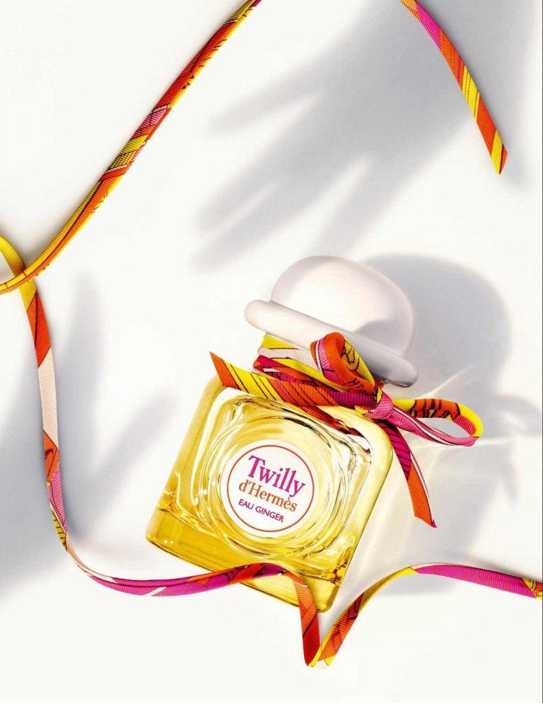 Nước hoa Twilly d'Hermès Eau Ginger: Niềm vui ấm áp cho tiết sang Thu 11