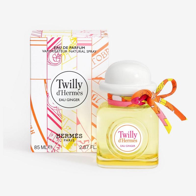 Nước hoa Twilly d'Hermès Eau Ginger: Niềm vui ấm áp cho tiết sang Thu 1